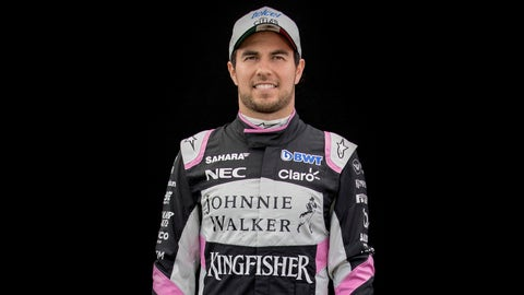 11: Sergio Perez/Force India