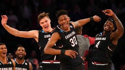 2:20, CBS: No. 4 Florida vs. No. 7 South Carolina