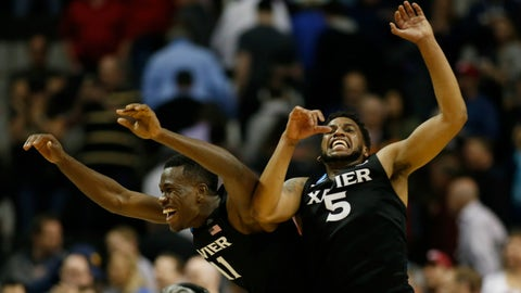 6:09, TBS: No. 1 Gonzaga vs. No. 11 Xavier