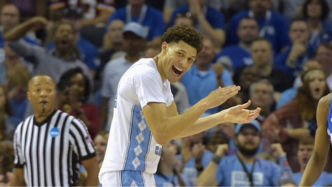 Justin Jackson, F, North Carolina