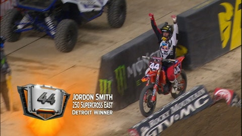 250SX Eastern Regional Supercross at Detroit