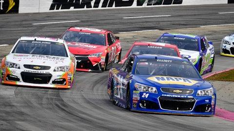 NASCAR Monster Energy NASCAR Cup Series - Martinsville