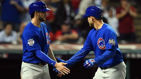 Frank Thomas: Cubs vs. Indians