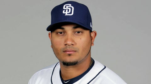 Padres: Jhoulys Chacin