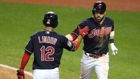 Pete Rose: Indians vs. Cubs