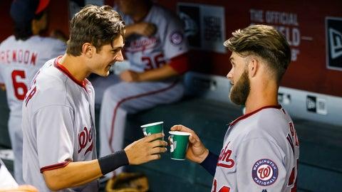 Alex Rodriguez: Nationals vs. Red Sox