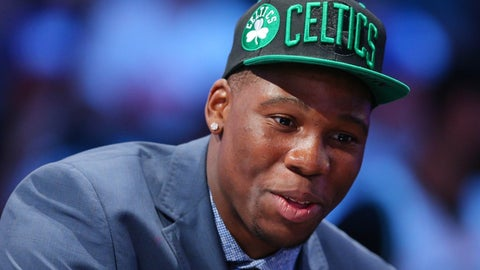 Guerschon Yabusele, Boston Celtics