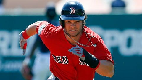 AL Rookie: Andrew Benintendi, Red Sox