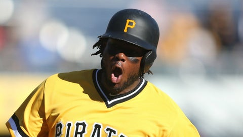 NL Rookie: Josh Bell, Pirates