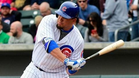 NL Comeback Player: Kyle Schwarber, Cubs