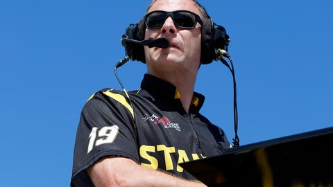 Which team will be first to change crew chiefs?