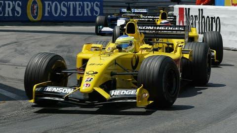 2002 Jordan EJ12