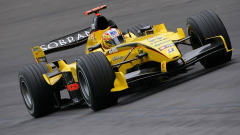 2005 Jordan EJ15