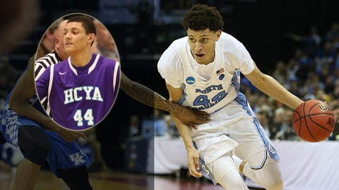 Justin Jackson, North Carolina