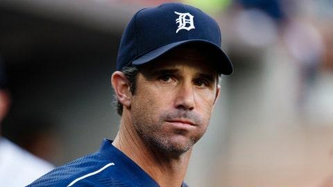 Brad Ausmus - Detroit Tigers