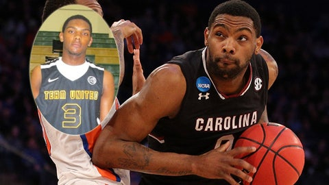 Sindarius Thornwell, South Carolina