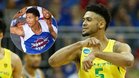 Tyler Dorsey, Oregon
