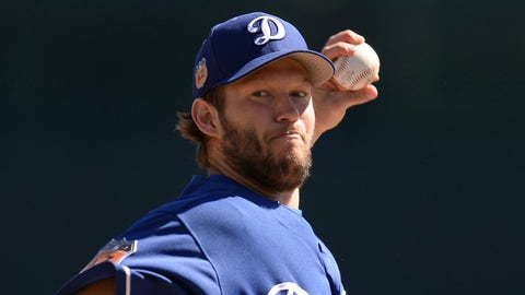 Dodgers: Clayton Kershaw (1st round, 7th pick, 2006)
