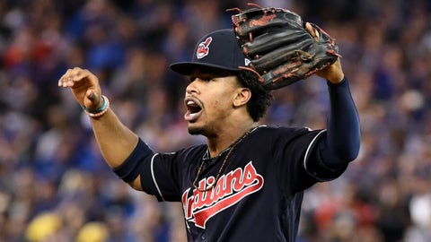 Cleveland Indians: 811-807 (.501)