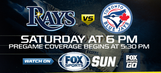 Toronto Blue Jays at Tampa Bay Rays game preview