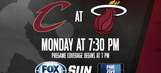 Cleveland Cavaliers at Miami Heat game preview