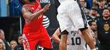 Leonard's 39 points, defense, lead Spurs by Harden, Rockets