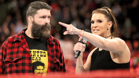 Who will replace Mick Foley?