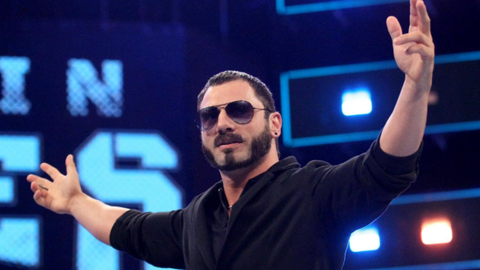 Austin Aries vs. Neville for the Cruiserweight Championship