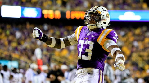 Indianapolis Colts: Jamal Adams, SS, LSU