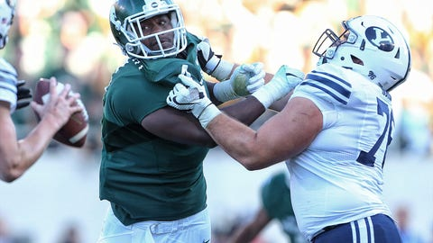 Washington: Malik McDowell, DL, Michigan State