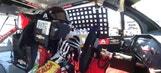 Dale Earnhardt's car: a blazing 143°F