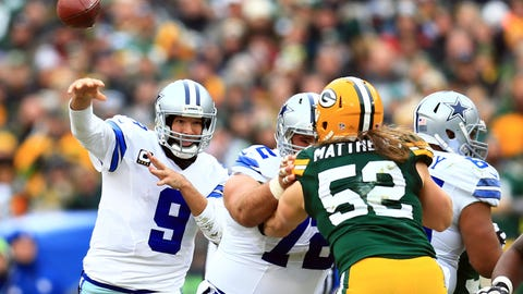 Cowherd: There are only two men in the NFL who could afford to swing and miss on Romo