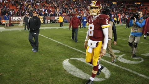 Cris Carter: Cousins is a better option than trying to develop a QB out of this weak draft class
