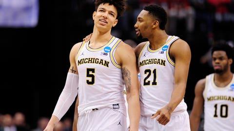 12:10 p.m. ET - (2) Louisville vs. (7) Michigan - CBS