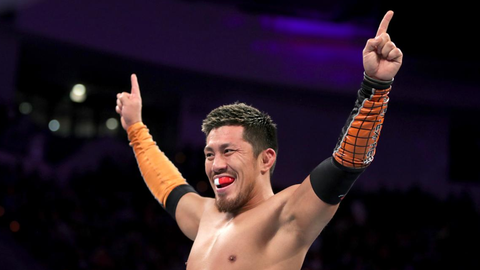 Kickoff show: Akira Tozawa and Rich Swann vs. The Brian Kendrick and Noam Dar