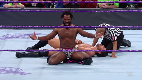 Rich Swann and Akira Tozawa defeated Noam Dar and The Brian Kendrick