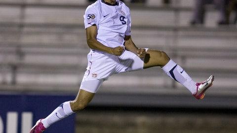 Then: Mario Rodriguez (2011)