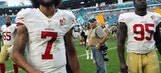 Kaepernick opts out of contract, becomes free agent