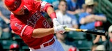 Trout ties Angels record with third Opening Day home run (VIDEO)