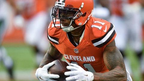 WR Terrelle Pryor, Redskins