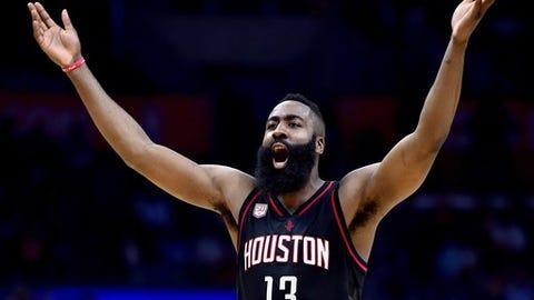 Houston Rockets (1)