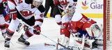 Vrana, Holtby help Caps edge Devils 1-0; home streak at 14 (Mar 02, 2017)