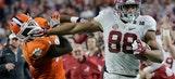 NCAA: No hurdling to block kicks; status quo for targeting