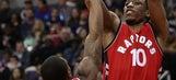 DeRozan, Powell lead Raptors past Wizards 114-106