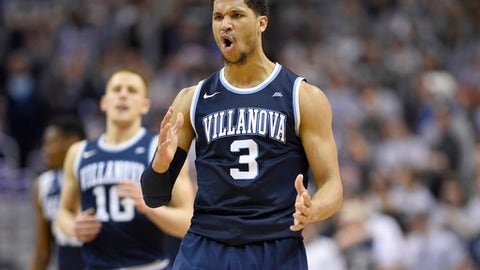 First team All-American: Josh Hart, G/F Villanova