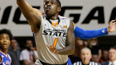 Orlando Magic: Jawun Evans, PG, Oklahoma State (sophomore)