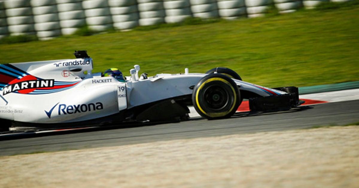 Massa Fastest As F1 Preseason Testing Resumes In Barcelona
