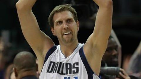 2011 Dirk Nowitzki