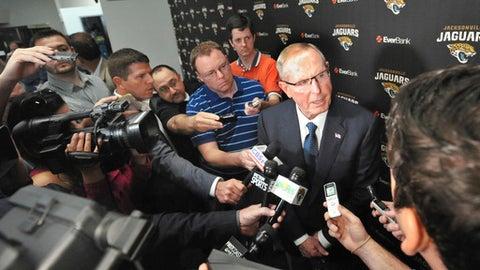 Jacksonville Jaguars: 66/1 to 100/1