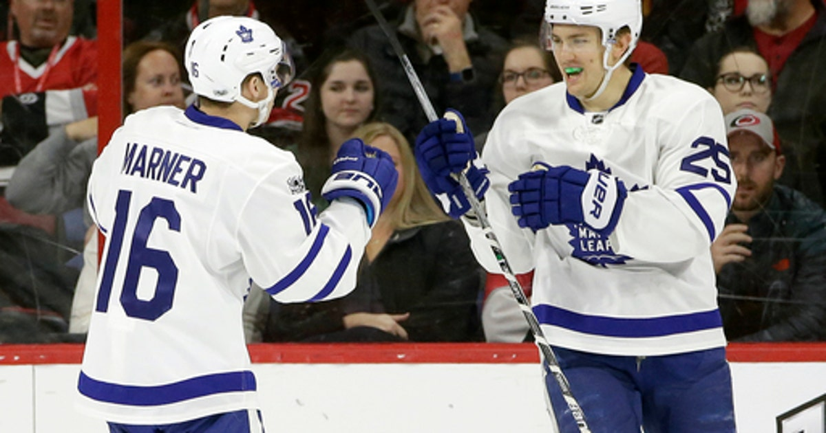 Rielly scores in OT to lift Maple Leafs over Hurricanes (Mar 11 ... c14e73f86